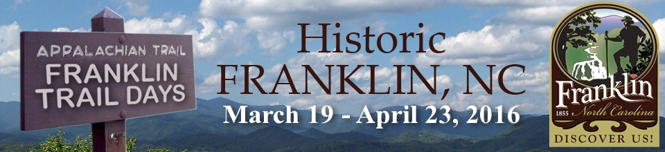 Franklin Trail Days, Franklin NC, Appalachian Trail Hike, Outdoor 76